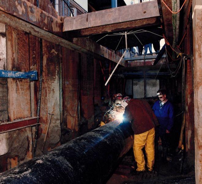 uitzendbureau, uitzenden, personeel, technisch personeel, lasser, lassen, ijzerwerker, werken bij, on- en offshore, tankbouw, scheepsbouw,
